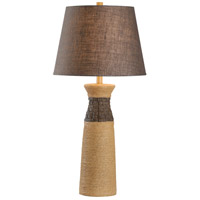 Sisal 31 inch 150 watt Rope Table Lamp Portable Light