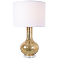 Kenroy Lighting 32815GLD Golden 19 inch Gold Table Lamp Portable Light