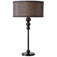 Margot 29 inch 150 watt Oil Rubbed Bronze Table Lamp Portable Light