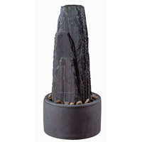 Kenroy Lighting Geyser Indoor or Outdoor Floor Fountain in Rock 50038RK