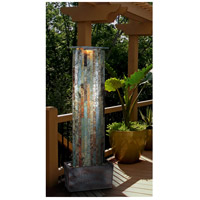 Kenroy Lighting 50255SL Waterwall 12V 10 watt Natural Slate Indoor/Outdoor Floor Fountain alternative photo thumbnail