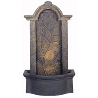 Kenroy Lighting Meadow 1 Light Floor Fountain in Bronze Heritage   50770BH