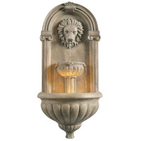 Kenroy Lighting 51043SNDST Royal Sandstone Wall Fountain