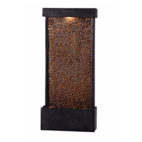 Kenroy Lighting 51051ORB Forged Oil Rubbed Bronze Water Table/Wall Fountain photo thumbnail