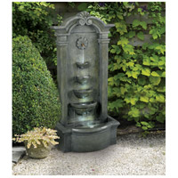 Kenroy Lighting 53245MS Sienna Mossy Stone Outdoor Floor Fountain alternative photo thumbnail