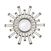 Kenroy Lighting Cameron Wall Mirror in Silver   60009