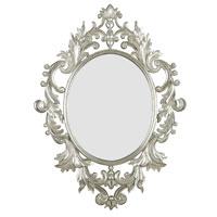 Kenroy Lighting Louis Wall Mirror in Silver Leaf   60010 photo thumbnail