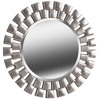 Kenroy Lighting 60019 Gilbert 36 X 36 inch Silver Wall Mirror