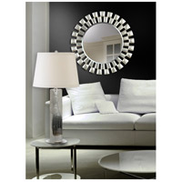 Kenroy Lighting 60019 Gilbert 36 X 36 inch Silver Wall Mirror alternative photo thumbnail