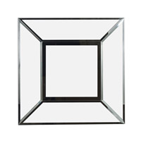Kenroy Lighting Cubic Wall Mirror in Black   60022