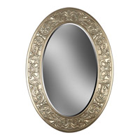 Argento 40 X 28 inch Gold/Silver Wall Mirror Home Decor