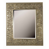 Kenroy Lighting Lafayette Wall Mirror in Gilded Antique Silver   60035