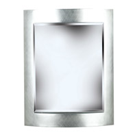 Kenroy Lighting Sacramento Wall Mirror in Silver   60036