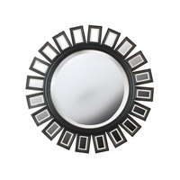Kenroy Lighting Straus Wall Mirror in Deep Espresso   60040