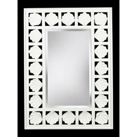 Kenroy Lighting Seabreeze Wall Mirror in Antique White   60043