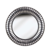 Kenroy Lighting Inga Wall Mirror in Silver Plate   60053