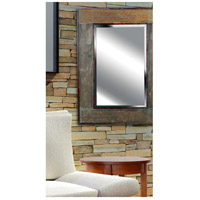 Kenroy Lighting 60089 White River 38 X 28 inch Natural Slate Wall Mirror alternative photo thumbnail