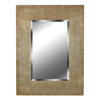 Sheen 40 X 30 inch Golden Copper Wall Mirror Home Decor