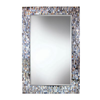 Kenroy Lighting Reverie Wall Mirror in Luster Mosaic 61005