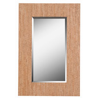 Corkage 42 X 28 inch Natural Cork Wall Mirror Home Decor