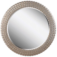 Kenroy Lighting 61016 Bracelet 35 X 35 inch Brushed Silver/Gold Wall Mirror