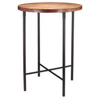 Middlebury 20 inch Oil Rubbed Bronze Accent Table Home Decor