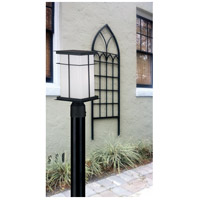Kenroy Lighting 70003TB Mesa 1 Light 14 inch Textured Black Post Lantern alternative photo thumbnail