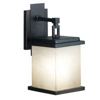 Kenroy Lighting Plateau 1 Light Outdoor Lantern in Oil Rubbed Bronze   70210ORB photo thumbnail