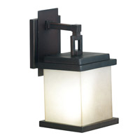 Kenroy Lighting Plateau 1 Light Outdoor Lantern in Oil Rubbed Bronze   70211ORB