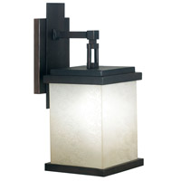 Kenroy Lighting Plateau 1 Light Outdoor Wall Lantern in Oil Rubbed Bronze   70212ORB photo thumbnail