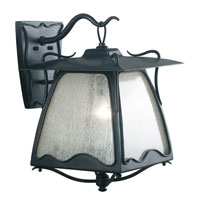 Kenroy Lighting Gaudi Ebony Pearl Finish Sconces 70261EP