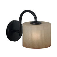 Kenroy Lighting 80331ORB Matrielle 1 Light 7 inch Oil Rubbed Bronze Sconce Wall Light
