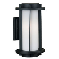 Kenroy Lighting Lumi 2 Light Outdoor Wall Lantern in Espresso Bronze   80571EBZ photo thumbnail