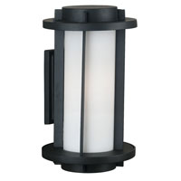 Kenroy Lighting Lumi 2 Light Outdoor Wall Lantern in Espresso Bronze   80572EBZ