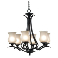 Kenroy Lighting Bienville 6 Light Chandelier in Oil Rubbed Bronze   80586ORB photo thumbnail