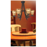 Kenroy Lighting 90086ORB Wright 6 Light 28 inch Oil Rubbed Bronze Chandelier Ceiling Light alternative photo thumbnail