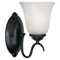Kenroy Lighting Medusa 1 Light Sconce in Oil Rubbed Bronze   90211ORB