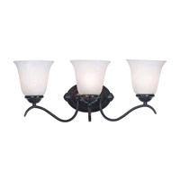 Kenroy Lighting Medusa 3 Light Vanity in Oil Rubbed Bronze   90213ORB