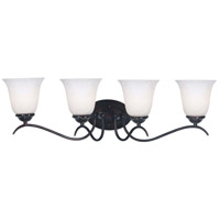 Kenroy Lighting Medusa 4 Light Vanity in Oil Rubbed Bronze   90214ORB