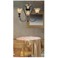 Kenroy Lighting 90895TS Inverness 5 Light 26 inch Tuscan Silver Chandelier Ceiling Light alternative photo thumbnail