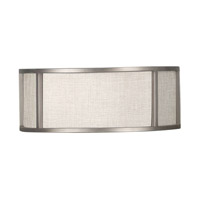 Kenroy Lighting Whistler 2 Light Sconce in Bronze Gilt   91581BZG
