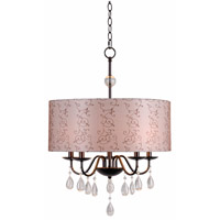 Kenroy Lighting Arpeggio 5 Light Pendant in Oil Rubbed Bronze 91735ORB