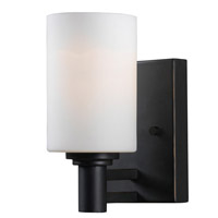 Kenroy Lighting Slender 1 Light Sconce in Oil Rubbed Bronze   91931ORB