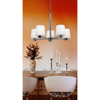 Kenroy Lighting Marilyn 5 Light Chandelier in Chrome   91975CH