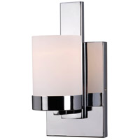 Kenroy Lighting 93221CH Eastlake 1 Light 5 inch Chrome Sconce Wall Light