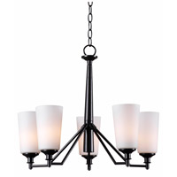 Kenroy Lighting Emperor 5 Light Chandelier in Bronze Graphite 93285BRZG