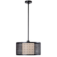 Kenroy Lighting Bonneville 1 Light Pendant in Oil Rubbed Bronze 93317ORB