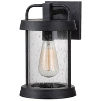 Kenroy Lighting 93400FGRPH Gavin 1 Light 10 inch Forged Graphite Outdoor Wall Lantern