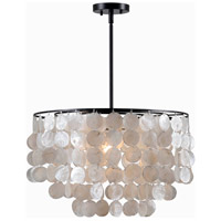 Kenroy Lighting Shelley 1 Light Pendant in Oil Rubbed Bronze 93409ORB