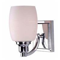 Kenroy Lighting Greenwich 1 Light Sconce in Chrome 93481CH